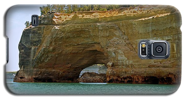 Pictured Rocks Arch Galaxy S5 Case