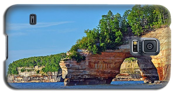 Pictured Rocks Galaxy S5 Case