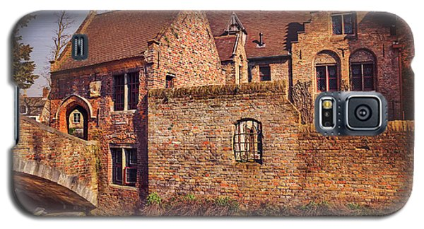 Galaxy S5 Case featuring the photograph Picturesque Bruges  by Carol Japp