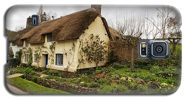 Picturesque Dunster Cottage Galaxy S5 Case