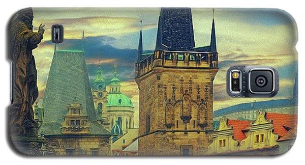 Picturesque - Prague Galaxy S5 Case