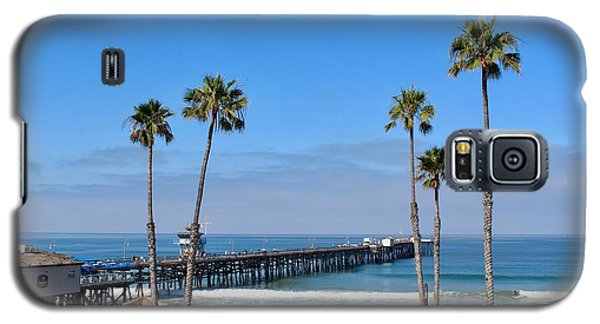 Pier And Palms Galaxy S5 Case