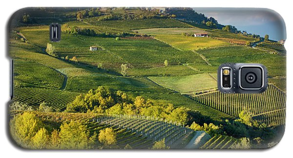 Galaxy S5 Case featuring the photograph Piemonte Countryside by Brian Jannsen