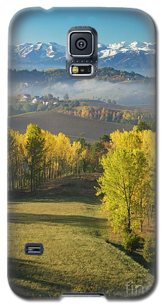 Galaxy S5 Case featuring the photograph Piemonte Morning by Brian Jannsen