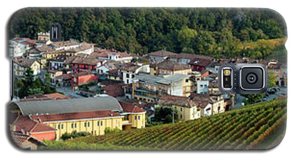 Galaxy S5 Case featuring the photograph Piemonte Panoramic by Brian Jannsen