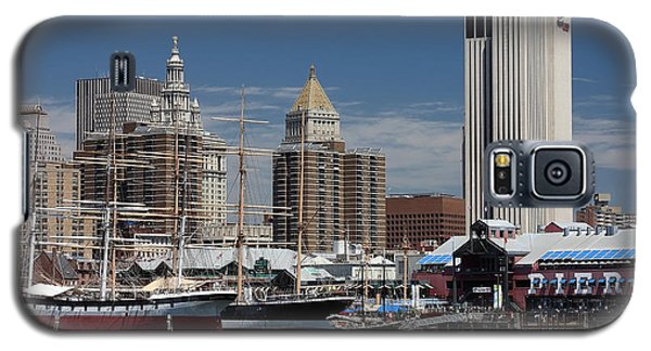 Pier 17 Nyc Galaxy S5 Case