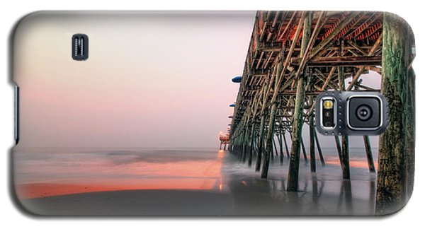 Pier And Surf Galaxy S5 Case
