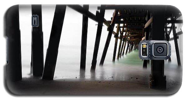 Galaxy S5 Case featuring the photograph Pier Pressure by Sean Foster