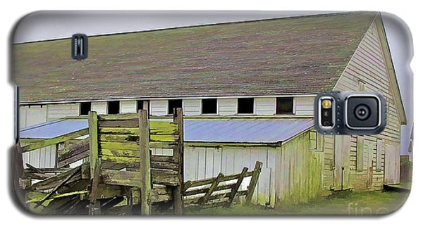 Pierce Pt. Ranch Barn Galaxy S5 Case