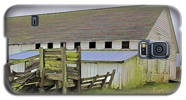 Pierce Pt. Ranch Barn Galaxy S5 Case