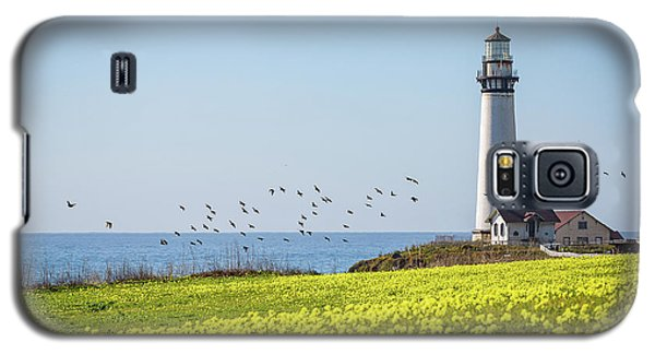 Pigeon Point Light Station Historic Park Galaxy S5 Case