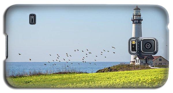 Pigeon Point Light Station Historic Park Galaxy S5 Case