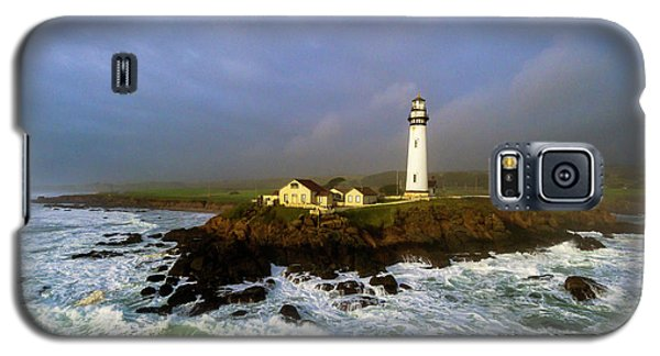 Pigeon Point Lighthouse Galaxy S5 Case by Evgeny Vasenev