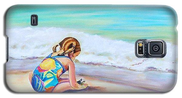 Pigtail Cutie Galaxy S5 Case