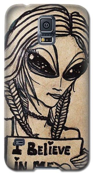 Pigtalien Girl Galaxy S5 Case