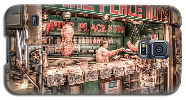 Pike Place Nuts Galaxy S5 Case