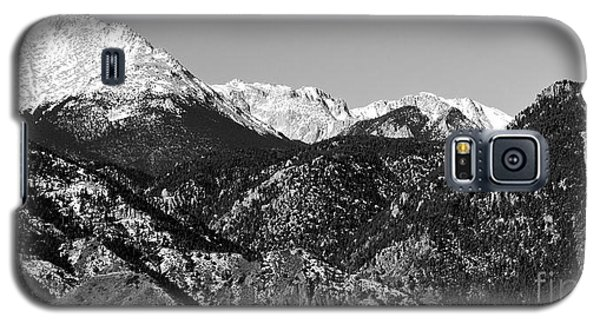 Pikes Peak And Incline 36 By 18 Galaxy S5 Case