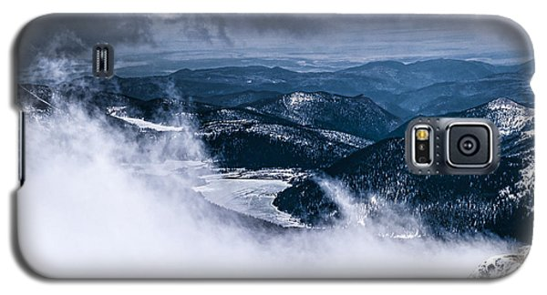 Galaxy S5 Case featuring the photograph Pikes Peak by Anthony Baatz