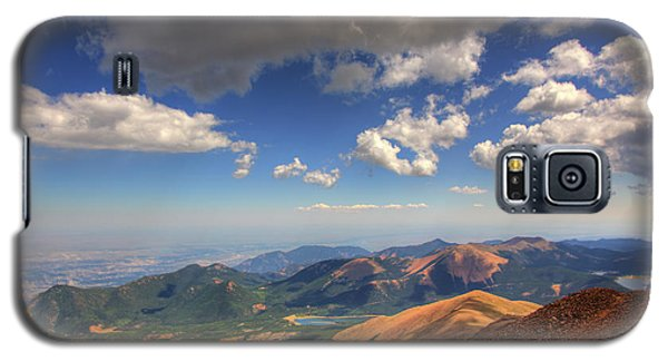 Pikes Peak Summit Galaxy S5 Case