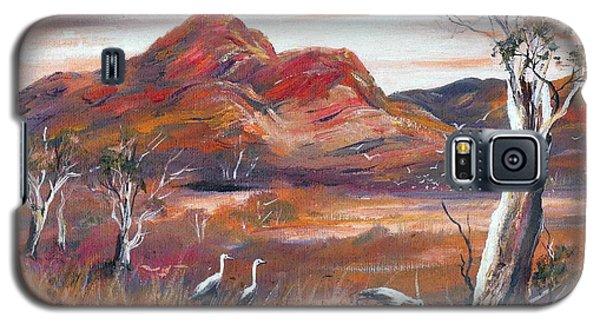 Pilbara, Outback, Western Australia, Galaxy S5 Case