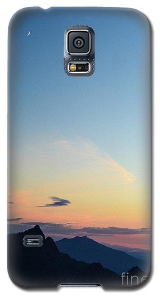 Pilchuck Sunset Galaxy S5 Case