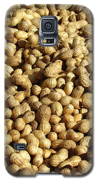 Pile Of Peanuts Galaxy S5 Case by Bonnie Muir