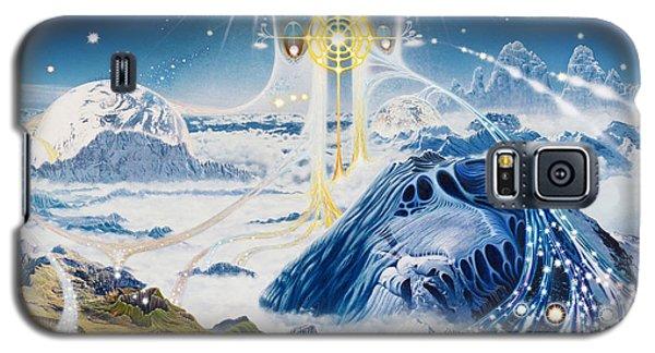 Pilgrimage Of The Lunatics Galaxy S5 Case