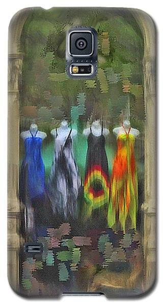 Piller Dresses Galaxy S5 Case