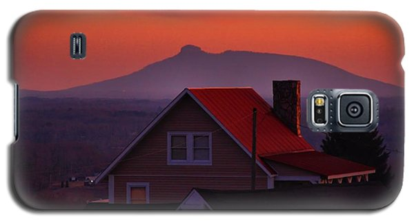 Pilot Sunset Overlook Galaxy S5 Case by Kathryn Meyer