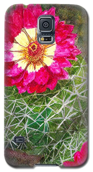 Pincushion Cactus Galaxy S5 Case
