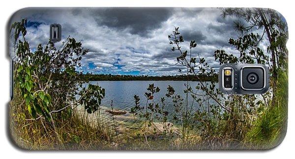 Pine Glades Lake 18 Galaxy S5 Case