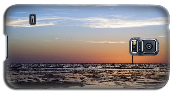 Pine Island Sunset Galaxy S5 Case