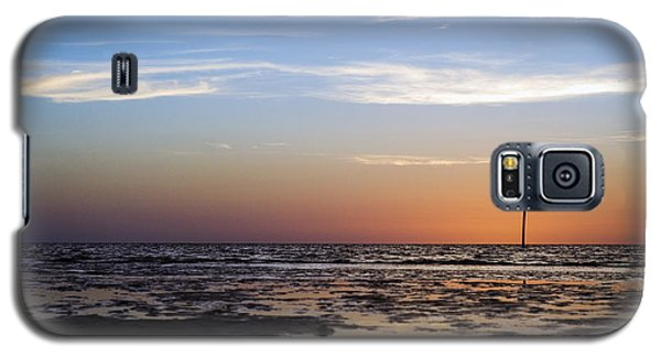Pine Island Sunset Galaxy S5 Case