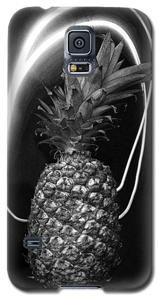 Galaxy S5 Case featuring the photograph Pineapple by Jim Mathis