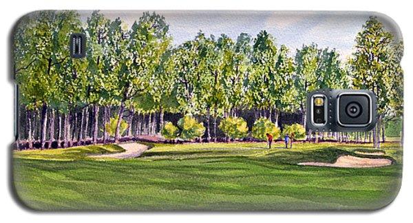 Pinehurst Golf Course 17th Hole Galaxy S5 Case