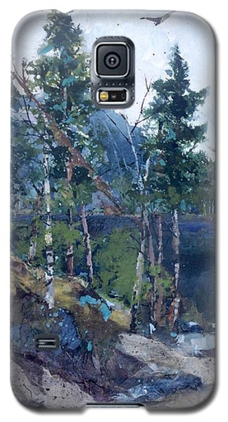 Pinelake  Galaxy S5 Case by Helen Harris