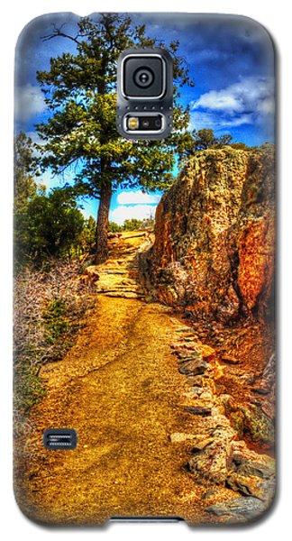 Ponderosa Pine Guarding The Trail Galaxy S5 Case