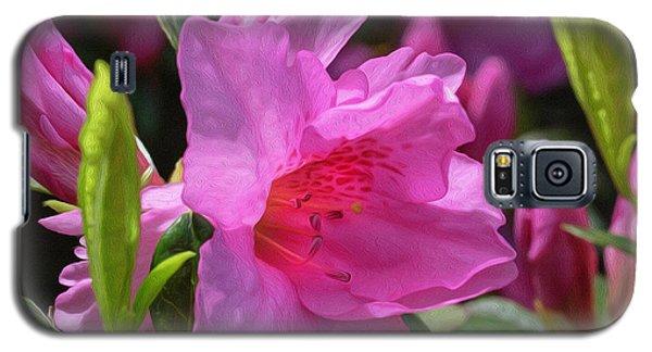 Pink Azalea Galaxy S5 Case