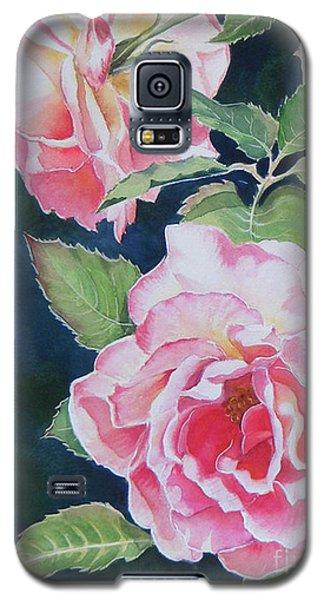 Pink Beauties  Sold  Original Galaxy S5 Case