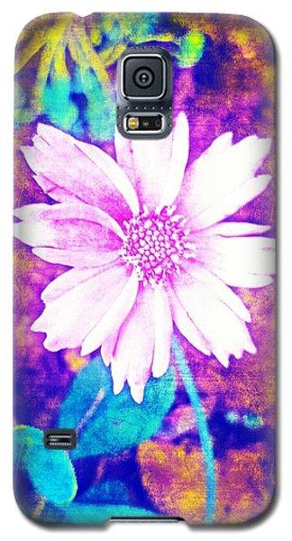 Pink Bloom Galaxy S5 Case