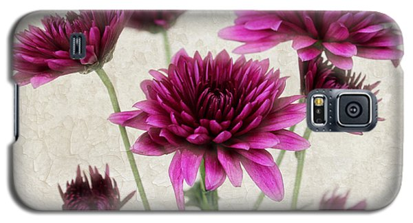 Pink Bouquet Galaxy S5 Case by Judy Vincent