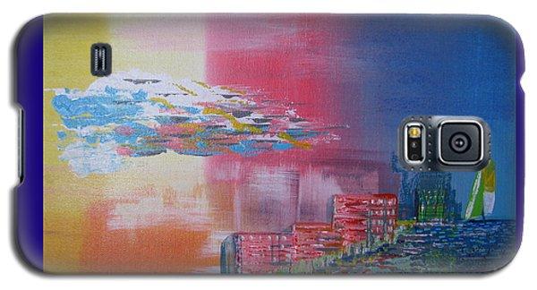 Pink Coast Galaxy S5 Case
