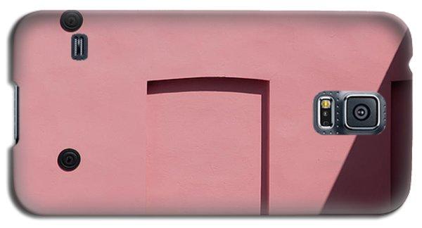 Pink Emoji Galaxy S5 Case