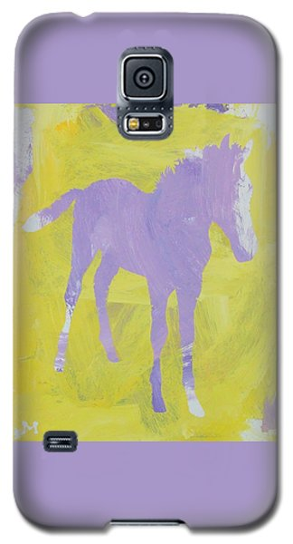 Pink Filly Galaxy S5 Case