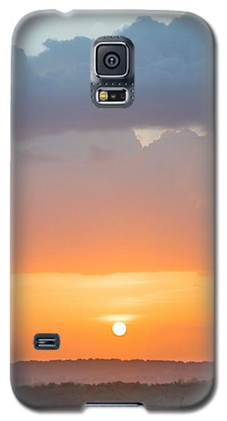 Pink Hues Galaxy S5 Case
