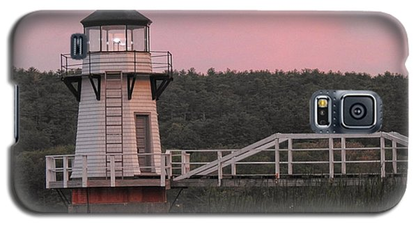 Pink In The Morning Galaxy S5 Case