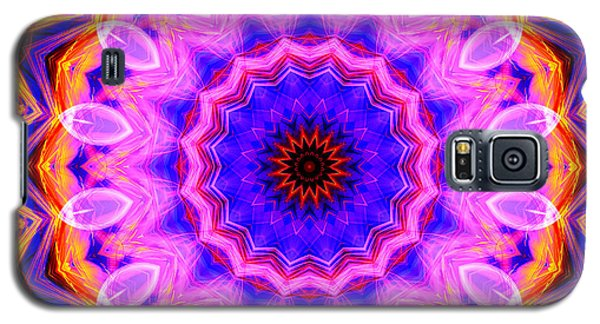 Pink Kaleidoscope Galaxy S5 Case