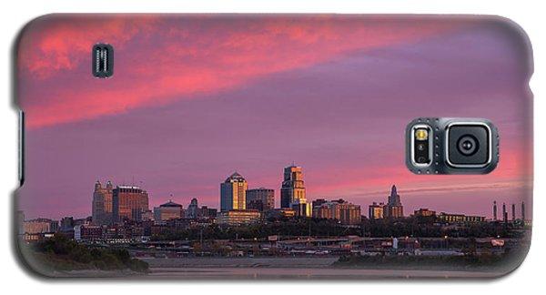 Pink Kc II Galaxy S5 Case