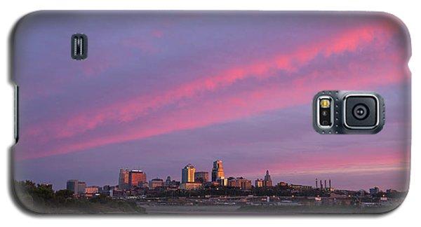Pink Kc IIi Galaxy S5 Case
