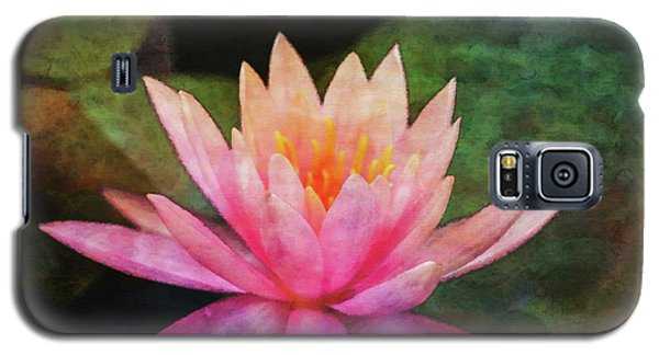 Pink Lotus 4134 Idp_2 Galaxy S5 Case